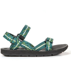 SOURCE Stream Sandalen Herren green